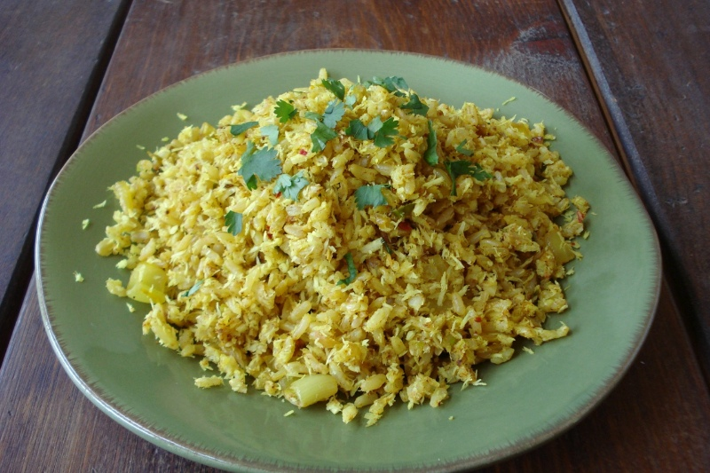 Indonesian Coconut Rice