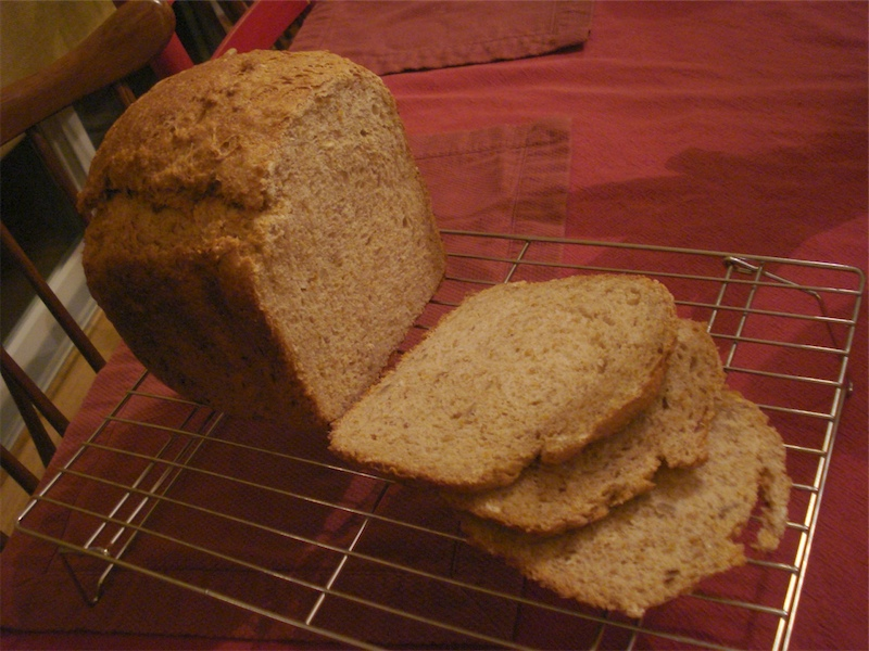 Multi-Grain Bread (bread machine)