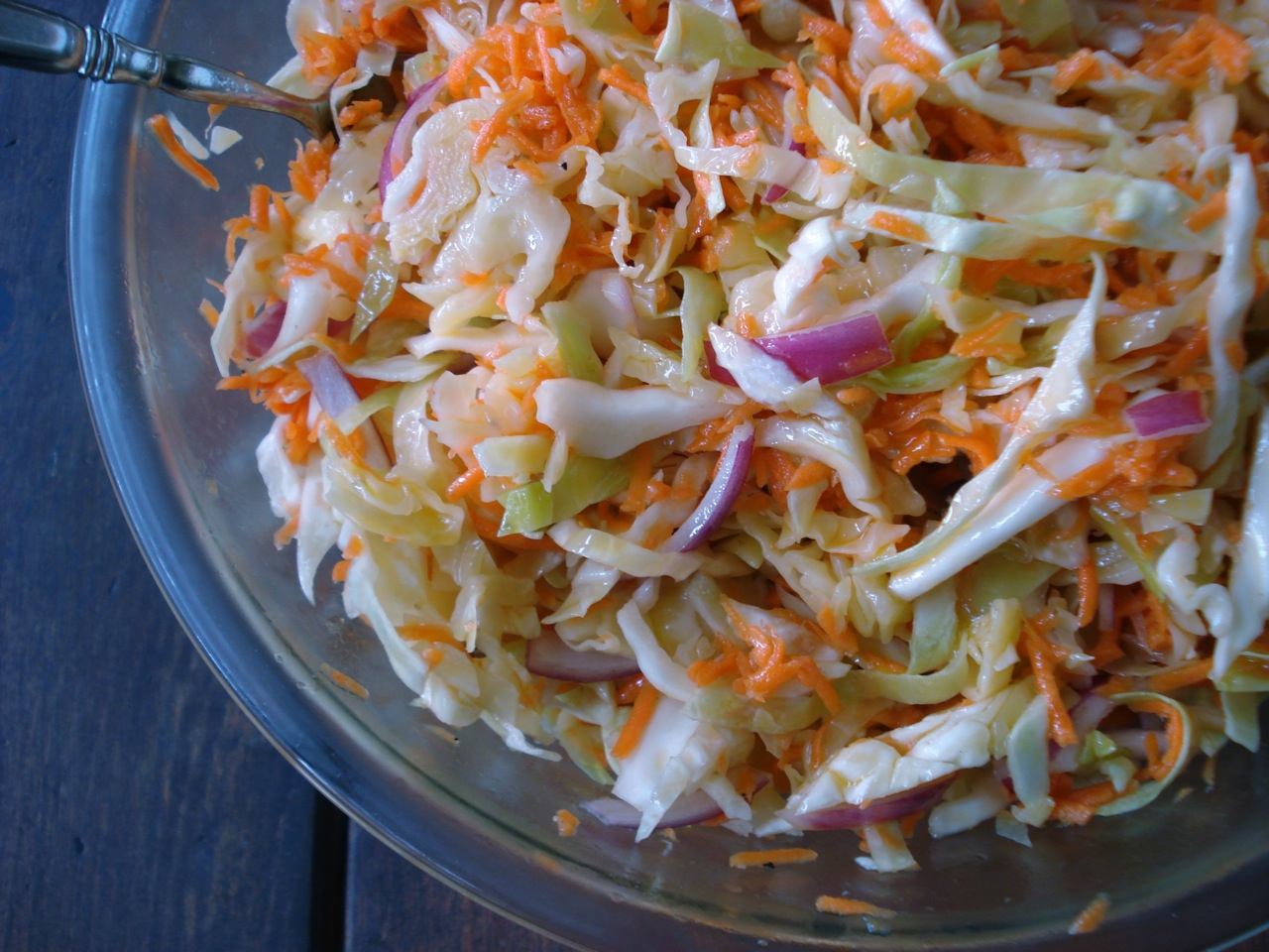 Tangy-Sweet Coleslaw