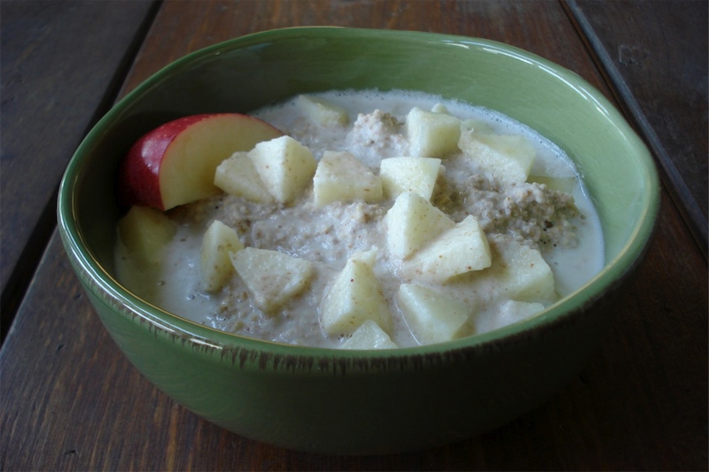 Summertime Oatmeal