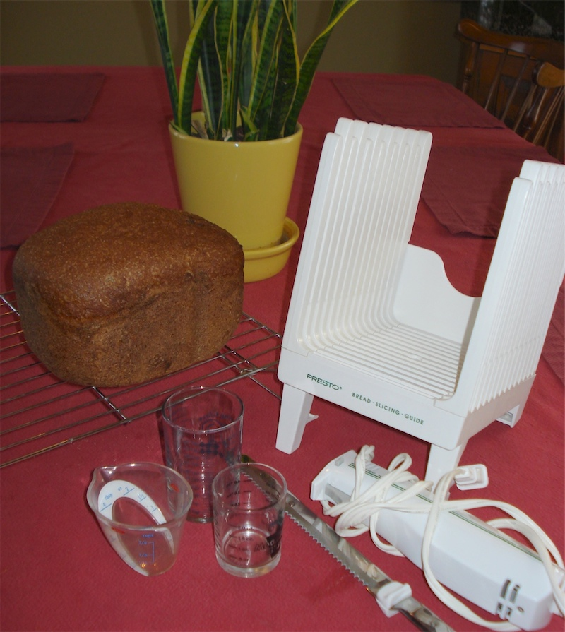 Whole Wheat Bread (machine)