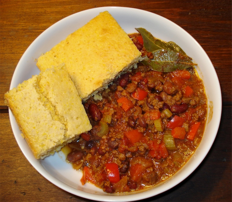 Smokey Tempeh Chili