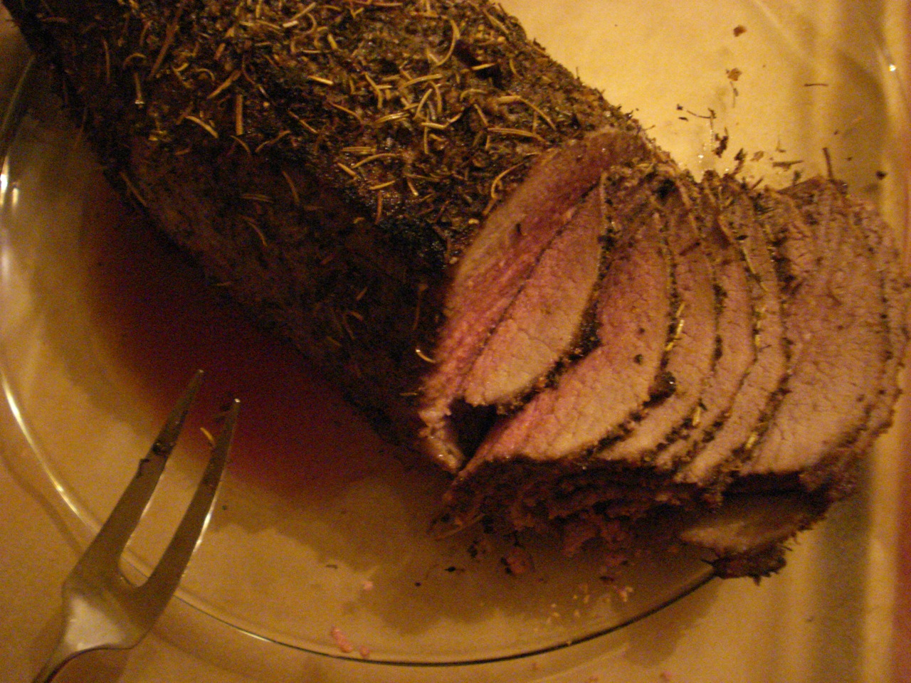 Fool Proof Roast Beef